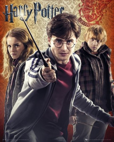 Plakát Harry Potter MP1341