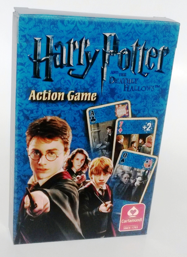 Karty Harry Potter 32 karet