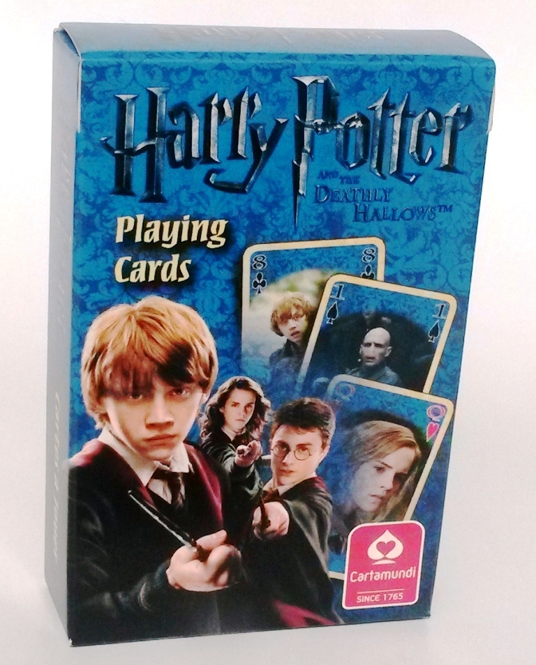 Karty Harry Potter 52 karet