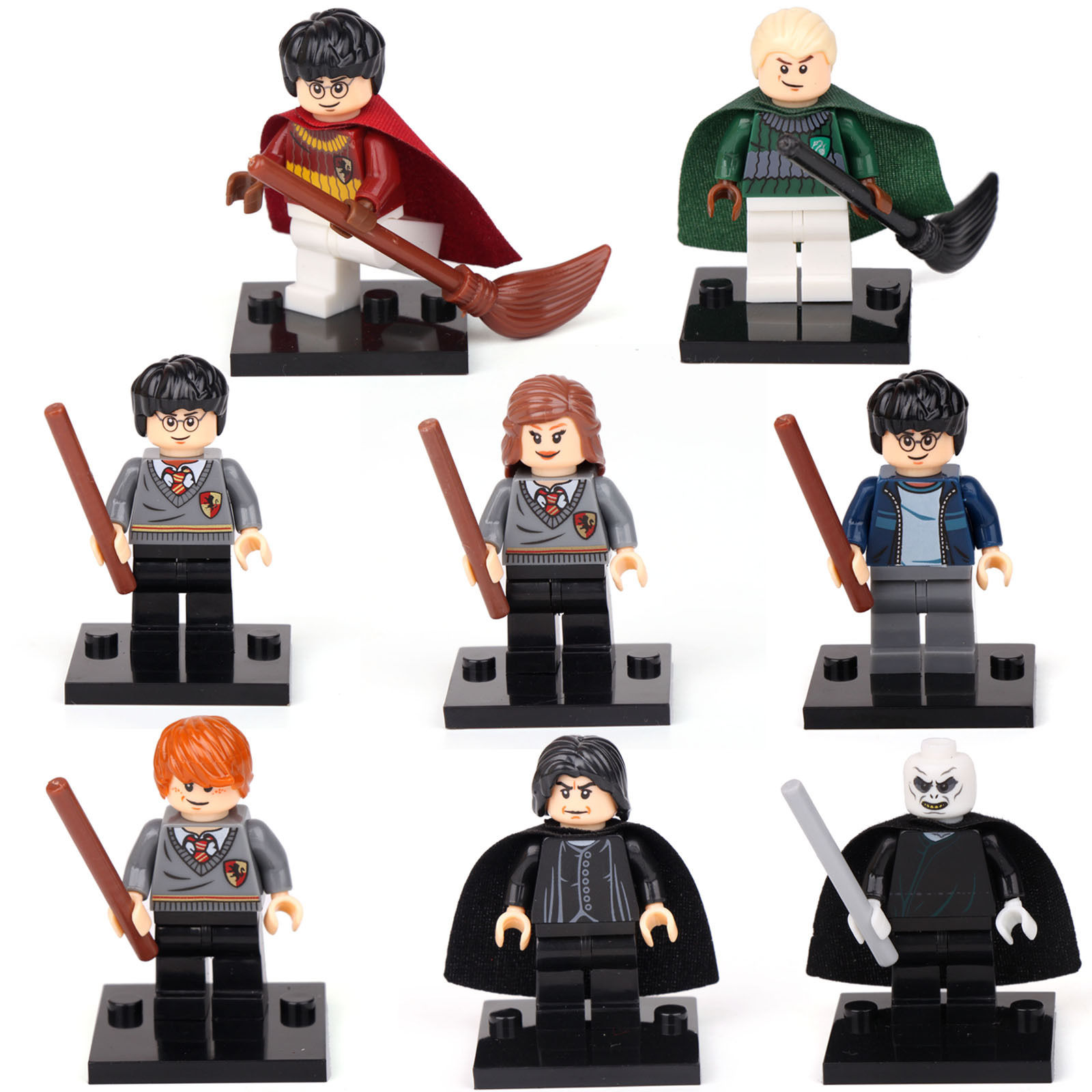 Mini figurka Harry Potter 8 kusů