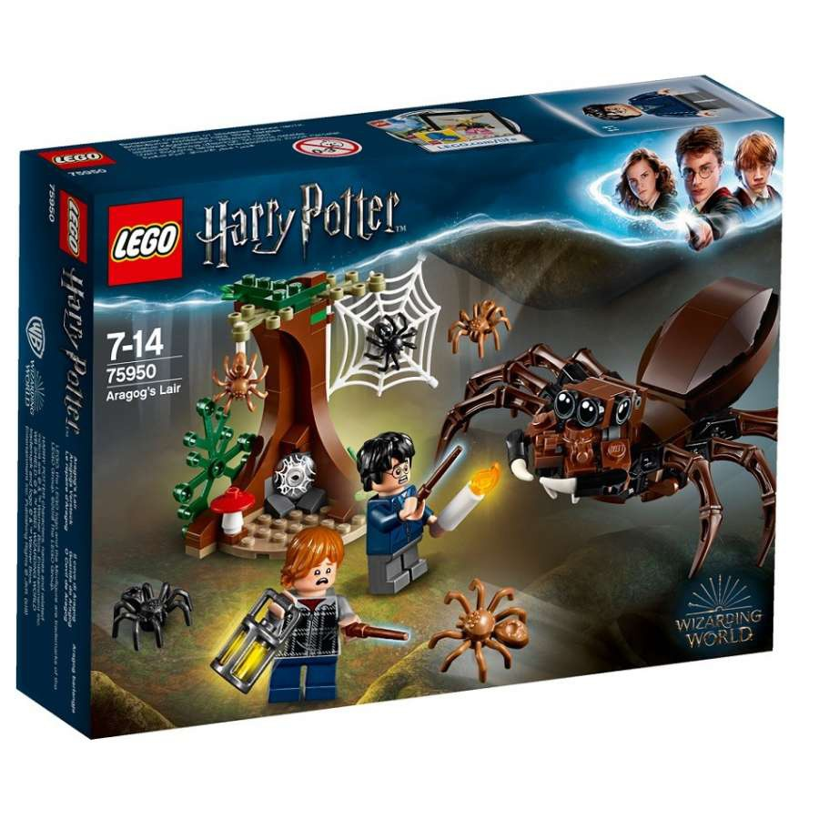 Lego Harry Potter - Aragogovo doupě